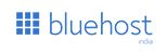 link to Bluehost web hosting