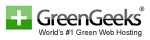 link to GreenGeeks web hosting